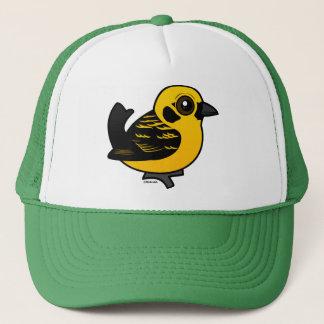 Birdorable Golden Tanager Trucker Hat