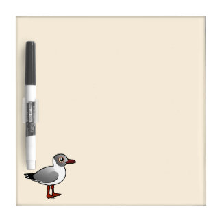 Birdorable Gray-headed Gull Dry-Erase Board