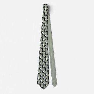 Birdorable Great Auk Tie