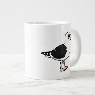 Birdorable Great Black-backed Gull Giant Coffee Mug