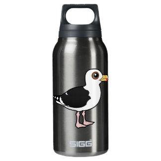 Birdorable Great Black-backed Gull Insulated Water Bottle