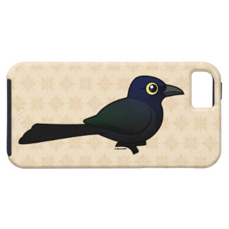 Birdorable Great-tailed Grackle iPhone SE/5/5s Case