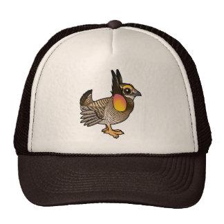 Birdorable Greater Prairie-Chicken Trucker Hat