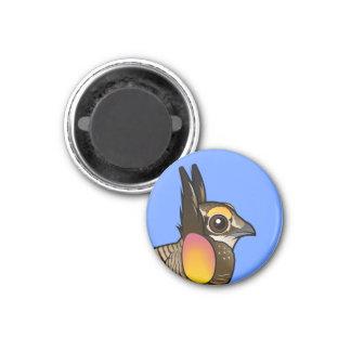 Birdorable Greater Prairie-Chicken Magnet