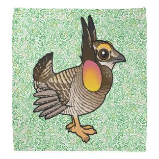 Birdorable Greater Prairie-Chicken Bandana