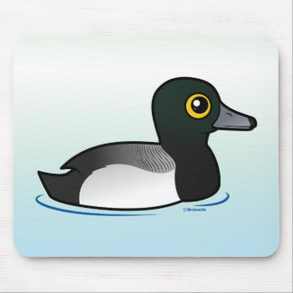 Birdorable Greater Scaup Mouse Pad