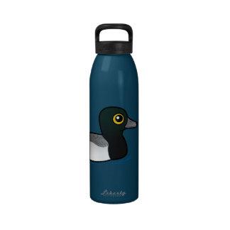 Birdorable Greater Scaup Drinking Bottles