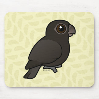 Birdorable Greater Vasa-Parrot Mouse Pad