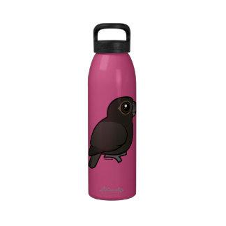 Birdorable Greater Vasa-Parrot Drinking Bottle