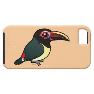 Birdorable Green Aracari iPhone SE/5/5s Case