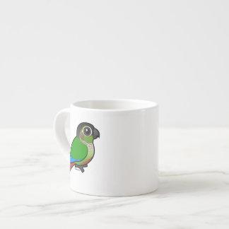 Birdorable Green-cheeked Conure Espresso Cup
