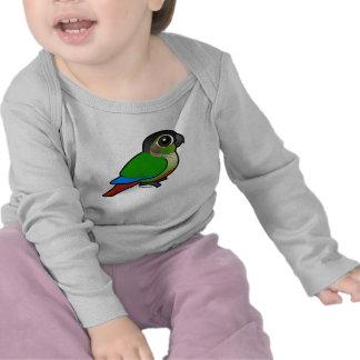 Birdorable Green-cheeked Conure Tee Shirt