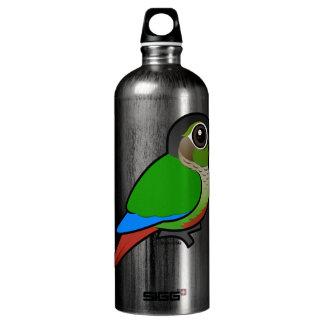 Birdorable Green-cheeked Conure Water Bottle
