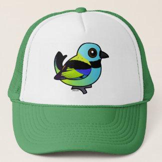Birdorable Green-headed Tanager Trucker Hat