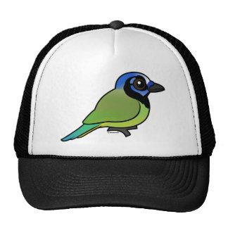 Birdorable Green Jay Trucker Hat