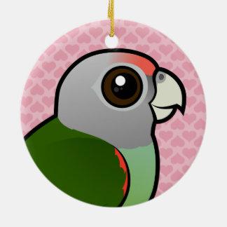 Birdorable Grey-headed Parrot Christmas Tree Ornaments
