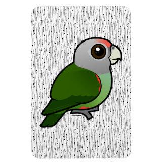 Birdorable Grey-headed Parrot Magnets