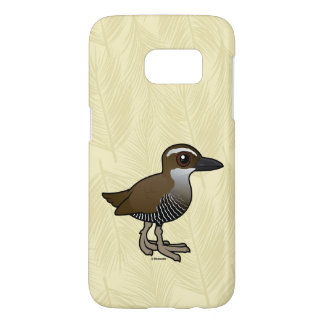Birdorable Guam Rail Samsung Galaxy S7 Case