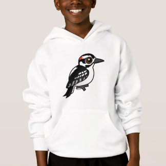 Birdorable Hairy Woodpecker Hoodie