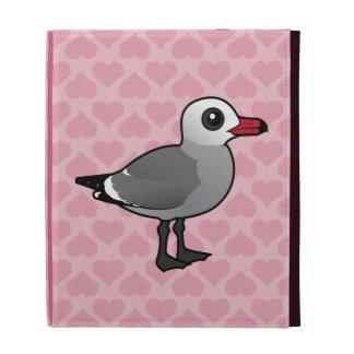 Birdorable Heermann's Gull iPad Cases