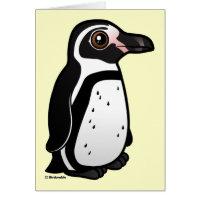 Humboldt Penguin Note Card