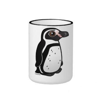 Birdorable Humboldt Penguin Ringer Coffee Mug