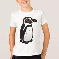 Humboldt Penguin Kids' American Apparel Fine Jersey T-Shirt