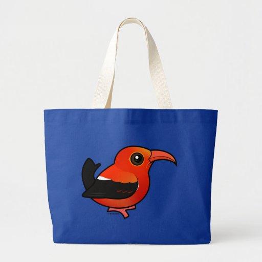 Birdorable 'I'iwi Bolsas De Mano