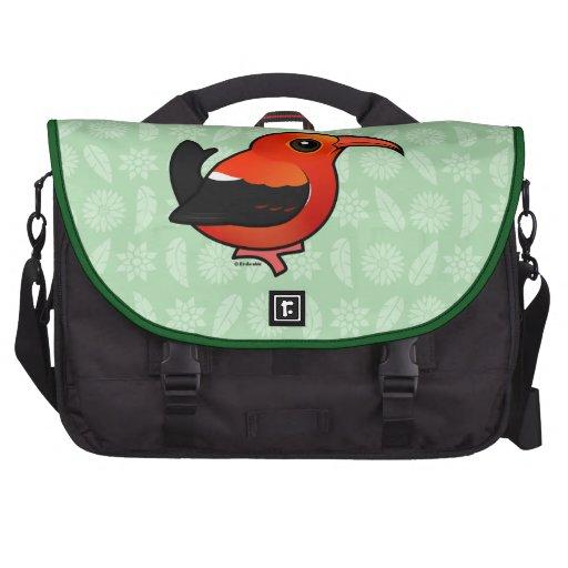 Birdorable 'I'iwi Bolsas De Ordenador
