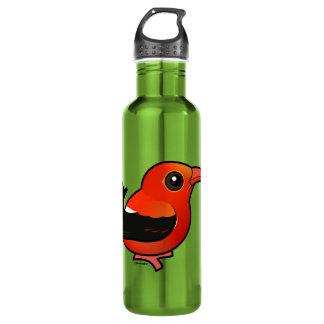 Birdorable 'I'iwi Water Bottle