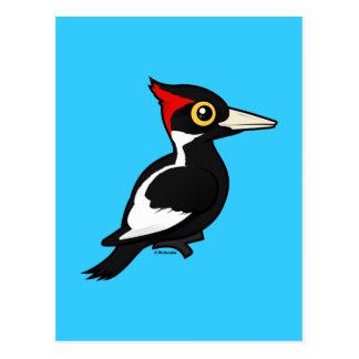 Birdorable Ivory-billed Woodpecker Postcard