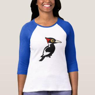 Birdorable Ivory-billed Woodpecker T-Shirt