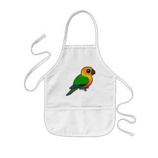 Birdorable Jandaya Parakeet Aprons