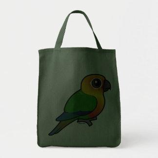 Birdorable Jandaya Parakeet Tote Bags