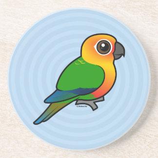 Birdorable Jandaya Parakeet Coaster