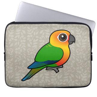 Birdorable Jandaya Parakeet Computer Sleeves