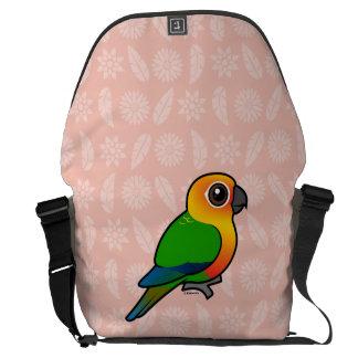 Birdorable Jandaya Parakeet Courier Bag