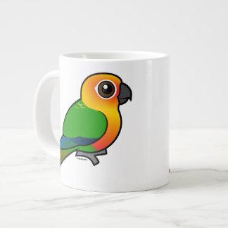 Birdorable Jandaya Parakeet Extra Large Mug