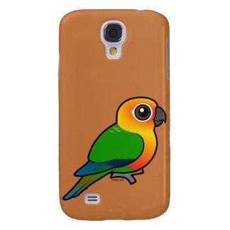 Birdorable Jandaya Parakeet Galaxy S4 Covers