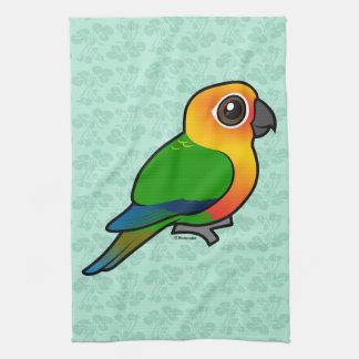 Birdorable Jandaya Parakeet Hand Towel
