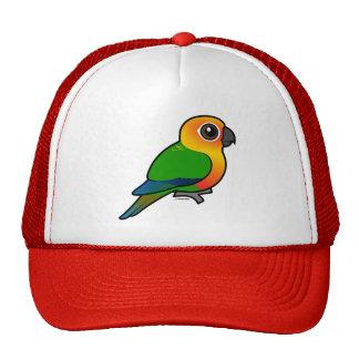 Birdorable Jandaya Parakeet Hats