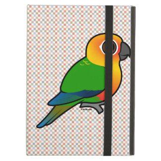 Birdorable Jandaya Parakeet iPad Cover