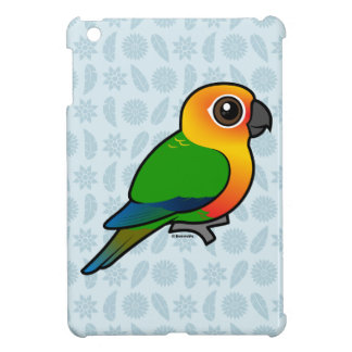 Birdorable Jandaya Parakeet iPad Mini Cover