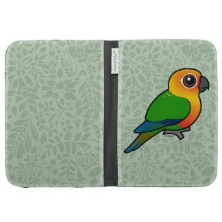Birdorable Jandaya Parakeet Kindle Case