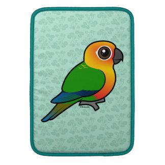 Birdorable Jandaya Parakeet MacBook Air Sleeves