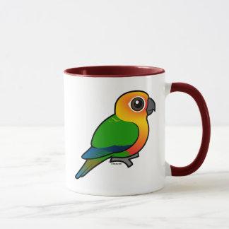 Birdorable Jandaya Parakeet Mug