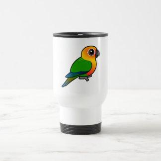 Birdorable Jandaya Parakeet Mugs