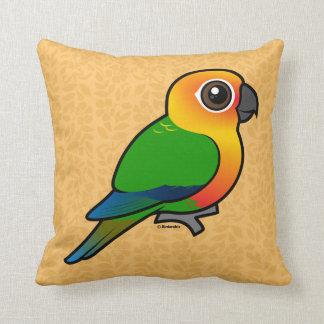 Birdorable Jandaya Parakeet Pillows