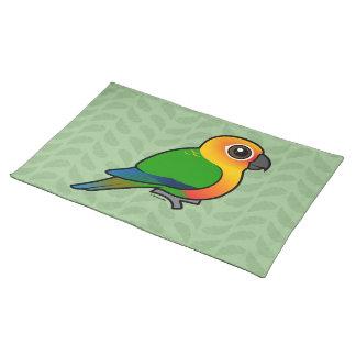 Birdorable Jandaya Parakeet Place Mat