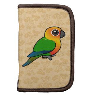 Birdorable Jandaya Parakeet Planner